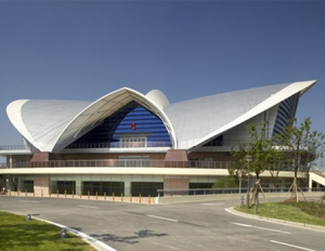 上海闵行体育馆·起帆电缆