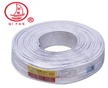 ZA/B/C-RVV,阻燃PVC绝缘护套软电缆 上海起帆 国标品质 阻燃电缆
