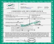 起帆电缆CE欧盟认证