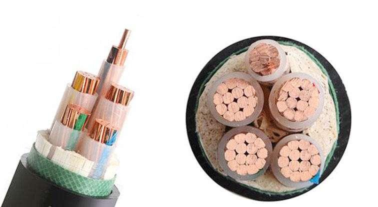 YJV4+1电缆