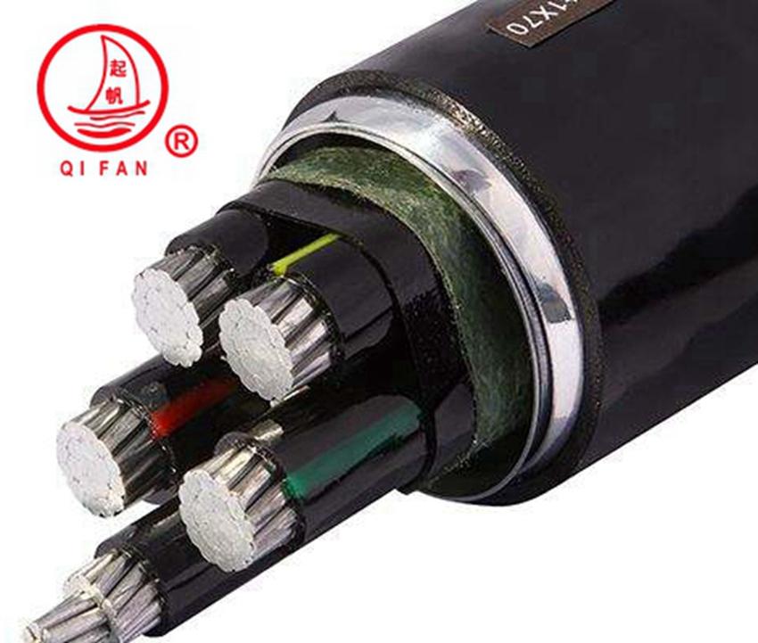 YJLHVS2铝合金电缆