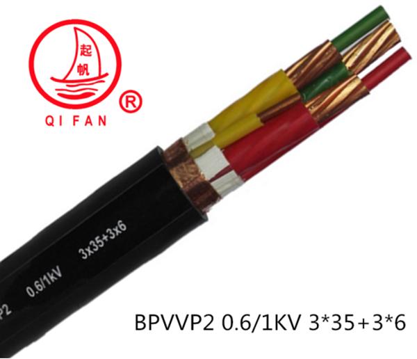 上海起帆BPVVP2变频电缆