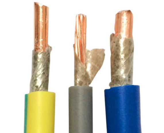 辐照耐火电线细节